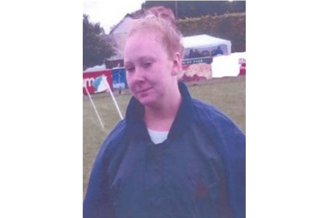 Missing Person - Kayleigh Carroll