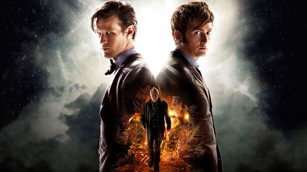 The Doctor Top TV Drama 2013