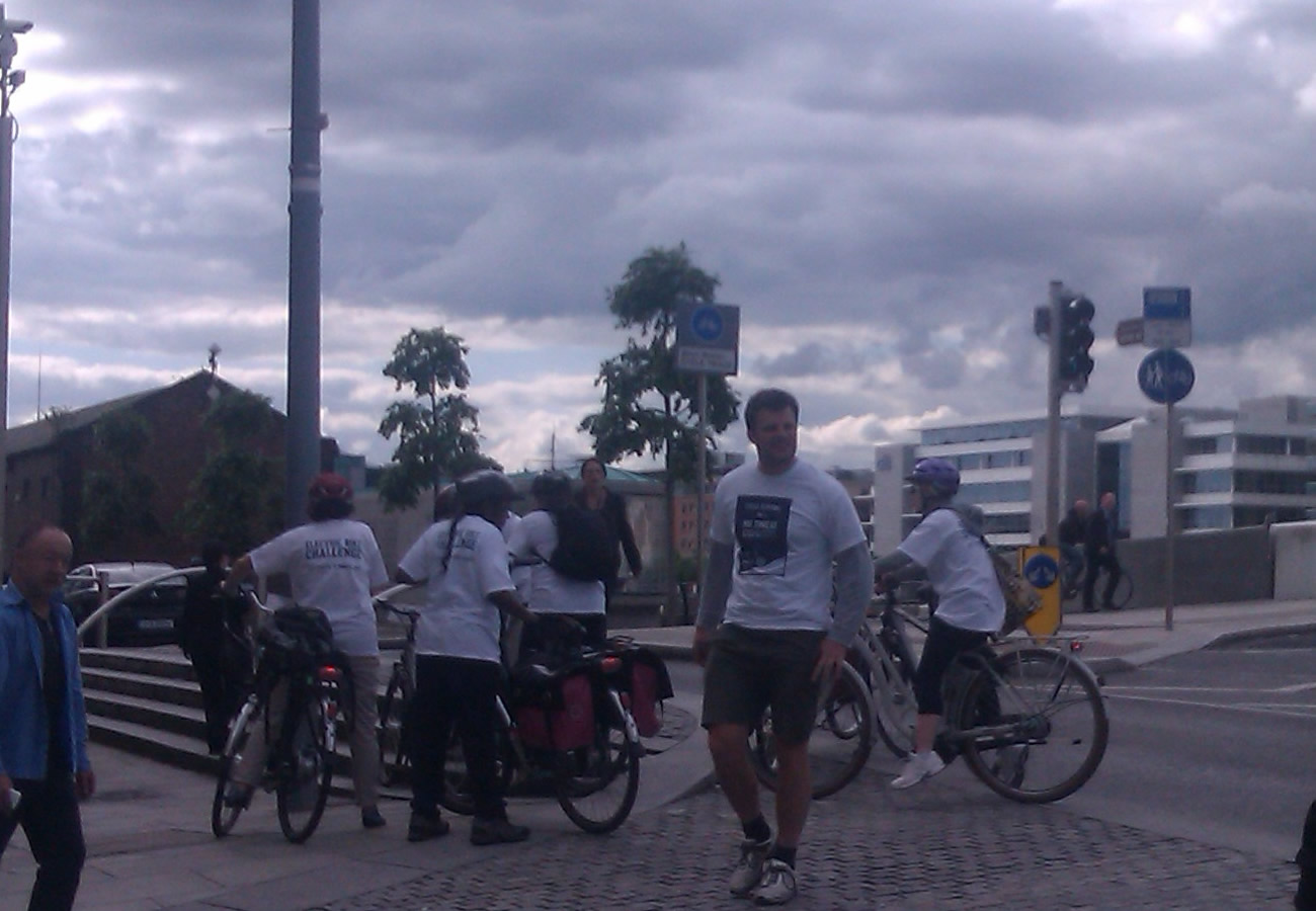Bike Week:- dublin City to Howth Electric Bike Challenge 2012