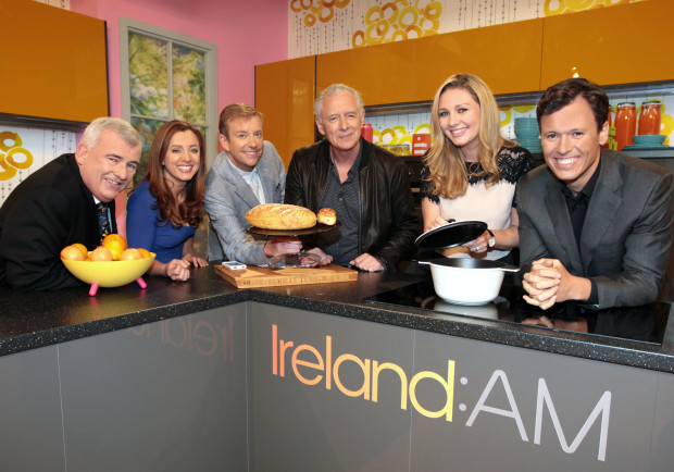 TV3 gets set for a full rebrand to Ireland AM