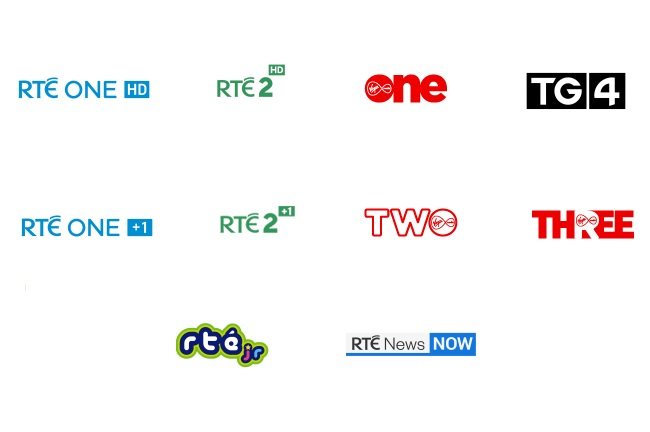 RTÉ Spend €24.7 on Imports