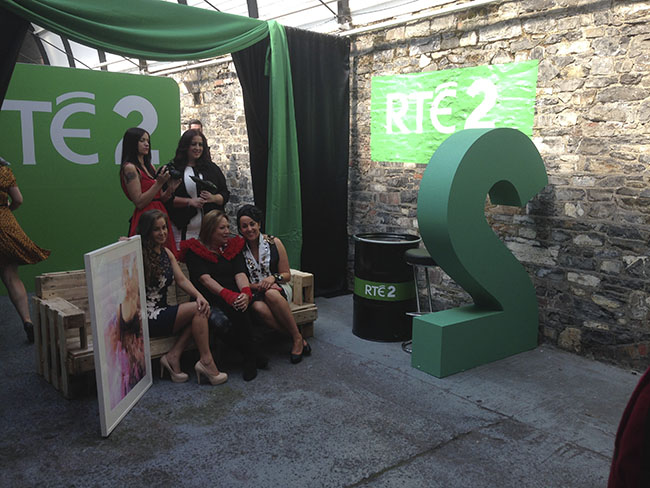 RTÉ 2 Launch New Look and New Schedule 2014