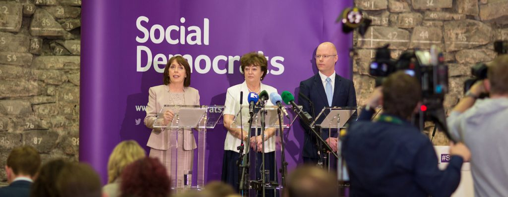 Social Democrats' Leader Leaves Party