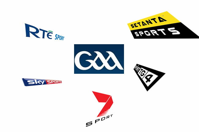 GAA Broadcast Rights 2014 to 2017 Unveiled