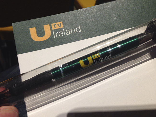 The Fall of UTV in Ireland